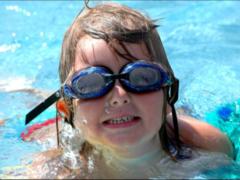 Schwimmkurs für Anfänger